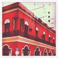 Foto tomada en Hostel Colonial por Jorge F. el 12/11/2012