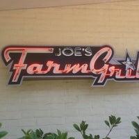 Photo taken at Joe's Farm Grill by Brian J. on 7/7/2013