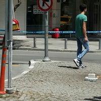 Photo taken at Şair Eşref Bulvarı by EⓂRAH T. on 5/31/2016