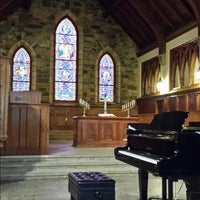 Photo taken at Frost Chapel by Seth S. on 4/13/2014