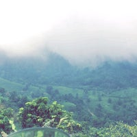 Photo taken at Puncak Paralayang by Raed a. on 11/22/2016