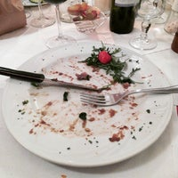 Photo taken at Carne e Dintorni by Serena L. on 3/9/2015