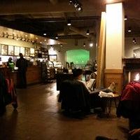 Photo taken at Starbucks by Larry on 1/5/2013