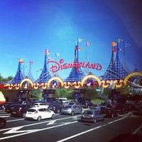 Photo taken at Disneyland® Paris by Lars C. on 8/1/2013