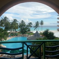 Photo taken at Accra Beach Hotel & Spa by adora v. on 9/30/2012