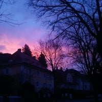 Photo taken at Altstadt Durlach by Iulia C. on 2/5/2014