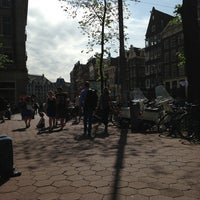 Photo taken at Beursplein by Bee V. on 6/30/2013