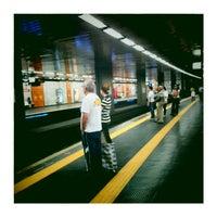 Photo taken at MetrôRio - Estação Uruguaiana by Drigo M. on 10/27/2012