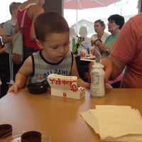 Photo taken at Chick-fil-A Meridian Crossroads by Monique C. on 7/11/2015