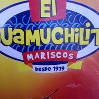 Photo taken at El Guamuchilito by Mauricio O. on 1/4/2013