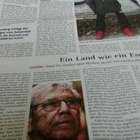 Photo taken at Stadt- und Landesbibliothek Dortmund by Hans J. S. on 3/14/2015