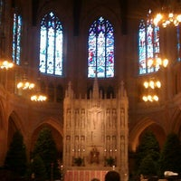Photo taken at St. Dominic's Catholic Church by Stephanie D. on 12/16/2012