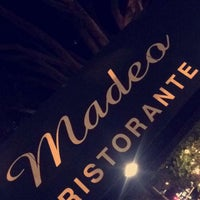 Photo taken at Madeo Restaurant by AAA on 8/20/2016