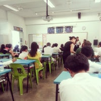 Photo taken at Bukit View Secondary School by Indra P. on 2/2/2013