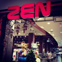 Photo taken at ZEN Department Store by Aomzab T. on 12/27/2012