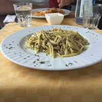 """Photo taken at Osteria """"I Tri Pataca"""" by Michele A. on 6/7/2016"""
