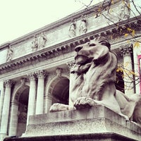 Photo taken at New York Public Library by ZL G. on 10/31/2013