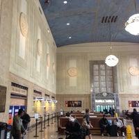 Photo taken at Newark Penn Station by Joanna B. on 10/24/2012
