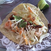 Photo taken at Marisma Fish Taco - Vallarta Centro by Karina C. on 1/12/2015