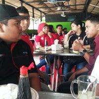 Photo taken at Ayam Bakar Wong Solo by DyDhi R. on 1/10/2014