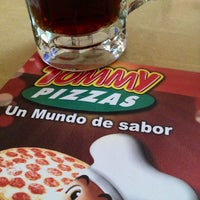 Photo taken at Tommy Pizzas by Arturo R. on 5/19/2013