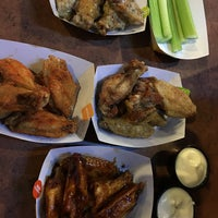 Photo taken at Buffalo Wild Wings by Saba A. on 10/23/2016