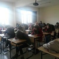 Photo taken at SDÜ Senirkent Meslek Yüksekokulu by Mustafa D. on 1/6/2014