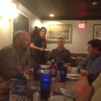 Photo taken at Gregory's Steakhouse by Dave K. on 11/11/2012