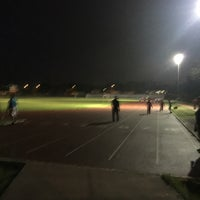 Photo taken at Unidad Deportiva by Oscar R. on 9/2/2016