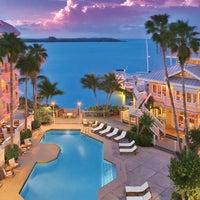 Photo taken at Hyatt Key West Resort and Spa by HYATT Hotels on 2/28/2014