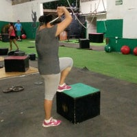 Photo taken at Warrior Fitness by Gadiel O. on 1/29/2014
