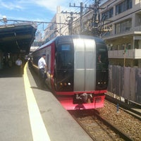 Photo taken at Jingū-mae Station (NH33) by ぬこ殿 on 7/25/2015