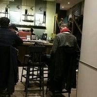 Photo taken at Starbucks by Olli G. on 2/13/2016