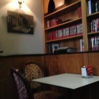 Photo taken at Hemisferio Café Concept by David A. on 2/16/2013