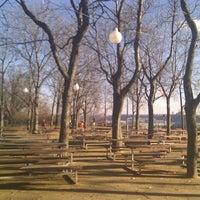 Photo taken at Letná Park by Stanislav K. on 12/1/2012