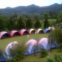 Photo taken at Pondok Remaja PGI by feizal on 12/22/2012