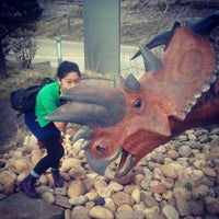 Photo taken at Royal Tyrrell Museum of Paleontology by Melanie S. on 4/29/2013