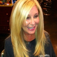 Photo taken at Capelli Salon by Connie K. on 1/22/2013