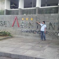 Photo taken at Selabintana Resort Hotel Sukabumi by Dendy P. on 9/6/2014