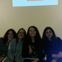 Photo taken at Parrocchia Sant'Antonio Di Savena by Benedetta M. on 2/7/2015