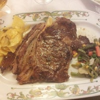 Photo taken at Restaurante Las Navas by Jose Z. on 4/20/2014