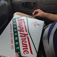 Photo taken at Krispy Kreme Doughnuts by Stephanie H. on 9/1/2014
