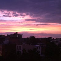 Photo taken at The Whitman Rooftop Pool by Lisa A. on 7/10/2014