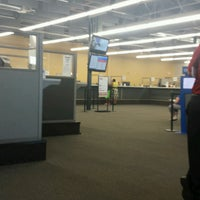 Photo taken at Johnson County Motor Vehicle Office by Thelma P. on 9/7/2016
