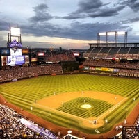 Photo taken at Coors Field by Marc B. on 9/5/2013