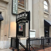 Photo taken at Stan's Restaurant & Lounge by Joanna P. on 8/28/2013