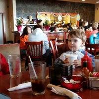 Photo taken at Nick's Four Roses Family Restaurant by Brandon H. on 4/13/2014