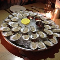 Photo taken at Mermaid Oyster Bar by Travis R. on 12/11/2012