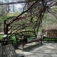 Photo taken at North Carolina Botanical Gardens by Lill K. on 4/13/2015