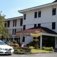 Photo taken at Pusat Pengajian Ilmu Pendidikan by Huei C. on 1/23/2014